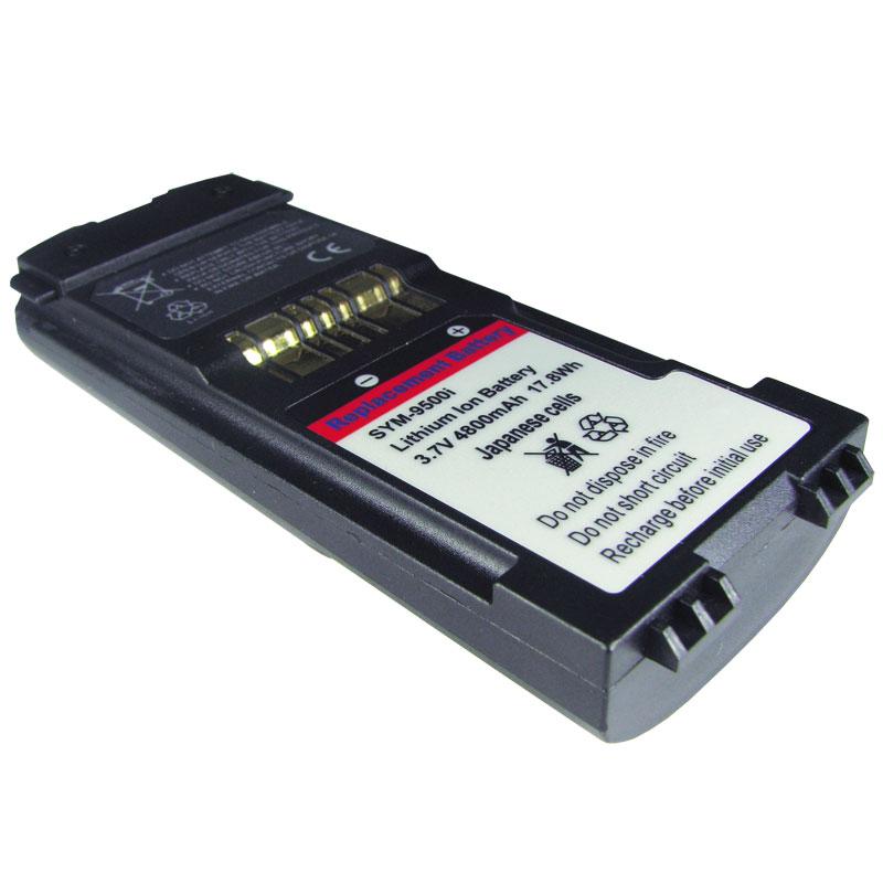 Genuine Motorola ZEBRA Battery 82-111636-01 for MC9500 9590 Series Scanners